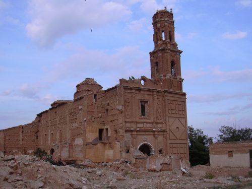 Iglesia de San Agustín, Belchite