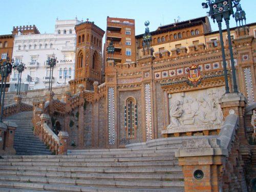 Escalinata, Teruel