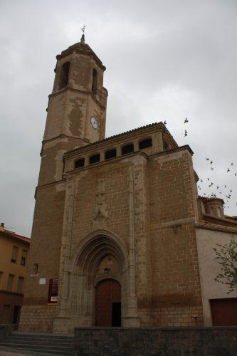Iglesia de San Pedro, Binéfar