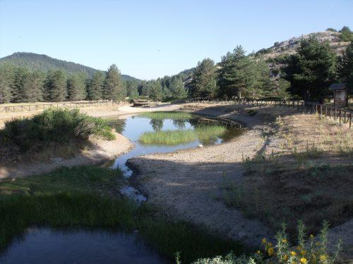 Nacimiento del río Tajo, Frías de Albarracín